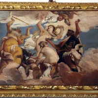 Pittore veneto, divinità dell'olimpo, xviii sec - Sailko - Bologna (BO)
