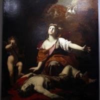 Michele desubleo, venere piange adone, 1650 ca., coll. zambeccari, 01 - Sailko - Bologna (BO)