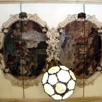 Domenico Maria Canuti, affreschi nello scalone di palazzo pepoli-campogrande - Sailko - Bologna (BO)