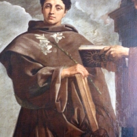 Simone cantarini, ss. antonio da padova e francesco di paola, 1640-45 ca., da s. tommaso al mercato 02 - Sailko - Bologna (BO)