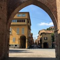 Attraverso porta maggiore - AnniediGiugno - Bologna (BO)