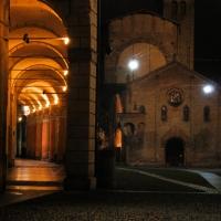 Portici di Piazza delle sette chiese - Angelo nacchio - Bologna (BO)