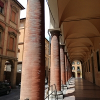 BO - Portici di via Castiglione 02 - ElaBart - Bologna (BO)