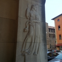 BO - Portici della Questura 04 - ElaBart - Bologna (BO)