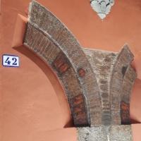 BO - Portico di via Galliera 04 - Dettaglio - ElaBart - Bologna (BO)