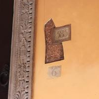 BO - Portico di via Galliera 03 - Dettaglio - ElaBart - Bologna (BO)
