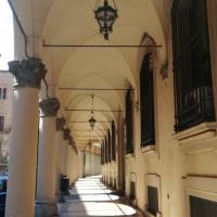 BO - Portico di via Galliera 01 - ElaBart - Bologna (BO)
