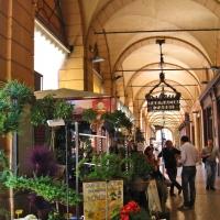BO - Portici - via Ugo Bassi 1 - EvelinaRibarova - Bologna (BO)