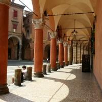 Caratteristici portici a Bologna - Chiari86 - Bologna (BO)