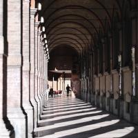 Portici di Via Zamboni - Lorenzo Gaudenzi - Bologna (BO)