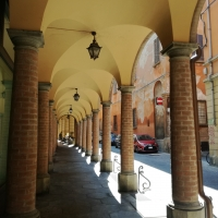 BO - Portico di via Parigi - ElaBart - Bologna (BO)