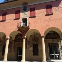 BO - Portico della Casa del Mutilato - ElaBart - Bologna (BO)