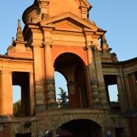 Arco del Meloncello con luce pomeridiana - Ste Bo77 - Bologna (BO)