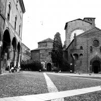 P.zza Santo Stefano in bianco e nero - LunaLinda - Bologna (BO)