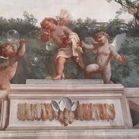 Bologna. Sala Boschereccia. Particola con putti 2 - Raffacossa - Bologna (BO)