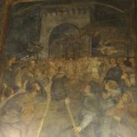 BO - Sala Farnese in Palazzo d'Accursio - La Processione di San Luca - Affresco - ElaBart - Bologna (BO)
