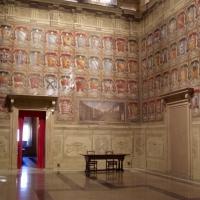 Sala Urbana,le pareti - Clawsb - Bologna (BO)