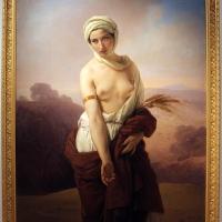Francesco hayez, ruth, 1853, bologna, collez. comunali d'arte 01 - Sailko - Bologna (BO)