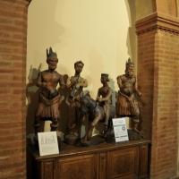 BO - Statue del Carosello dell'Orologio - Automi - Collezioni Comunali d'Arte - ElaBart - Bologna (BO)