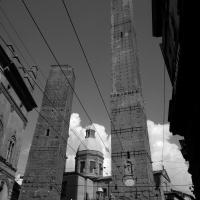 Le Torri Asinelli e Garisenda - Silverfox1977 - Bologna (BO)