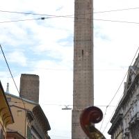 Torri Asinelli e Garisenda - Gambero92 - Bologna (BO)