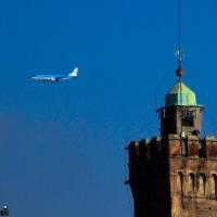 Cielo blu su Bologna - Angelo nacchio - Bologna (BO)