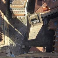 La Garisenda dall'alto - Clawsb - Bologna (BO)