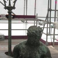 2016 restauro fontana del Nettuno Bologna - Silvana Orlandini - Bologna (BO)