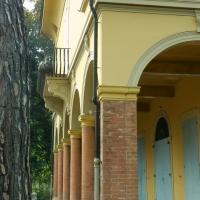 Particolare della Villa (esterno) - Lelleri - Bologna (BO)