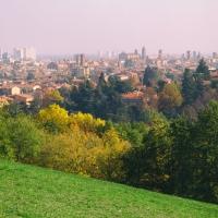 Panorama di Bologna dal Parco di Villa Spada - Ugeorge - Bologna (BO)