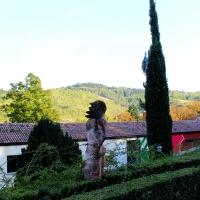Statue del Giardino di Villa Spada - LunaLinda - Bologna (BO)