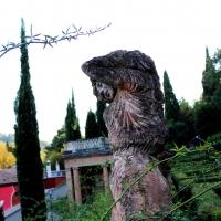 Statue Villa Spada - LunaLinda - Bologna (BO)