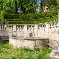 Parco di Villa Spada, giardino all'italiana - Ugeorge - Bologna (BO)