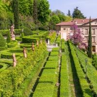 Giardino all'italiana di Villa Spada - Ugeorge - Bologna (BO)