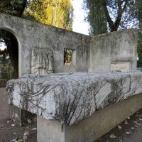 Monumento Staffette Partigiane Castel Maggiore - interno - DONAT - Castel Maggiore (BO)