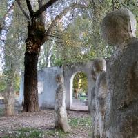 Monumento Staffette Partigiane Castel Maggiore - esterno - DONAT - Castel Maggiore (BO)