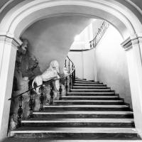 Atrio del Palazzo Municipale - Paolo Cortesi - Castello d'Argile (BO)