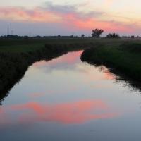 Canale acque alte Crevalcore - DONAT - Crevalcore (BO)