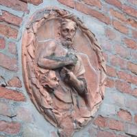 Bassorilievo Chiesa della SS. Concezione - EloisaG - Crevalcore (BO)