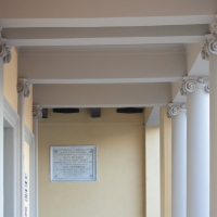 """Portico Museo dei Burattini """"L. Preti"""" - EloisaG - Crevalcore (BO)"""