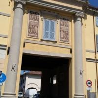 Porta Bologna piazzale esterno 2 - MORSELLI - Crevalcore (BO)