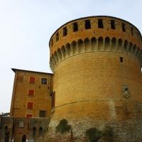 Vista sulla Rocca di Dozza - Giusy Catone - Dozza (BO)