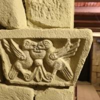 Santuario della Beata Vergine - particolare della cripta - Stefano Giberti - Grizzana Morandi (BO)