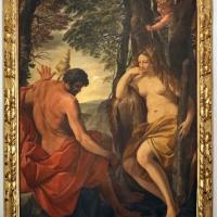 Scuola emiliana, ercole e onfale, xvii secolo - Sailko - Imola (BO)