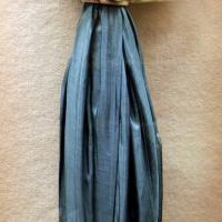 Parasole con manico in metallo e avorio, copertura in seta, 1700-50 ca - Sailko - Imola (BO)