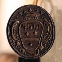 Sigillo della famiglia serristori, xix secolo - Sailko - Imola (BO)
