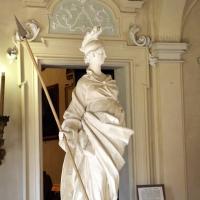 Imola, palazzo tozzoni, scalone con statue in stucco di francesco janssens, 1735 ca. 06 - Sailko - Imola (BO)