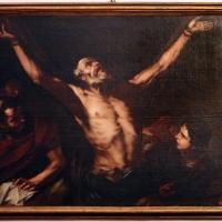 Scuola napoletana, martirio di sant'andrea, xvii secolo - Sailko - Imola (BO)