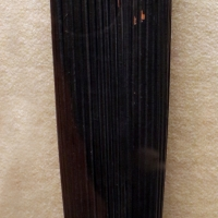 Parasole dell'estremo oriente, carta e legno di bambù, 1890 ca - Sailko - Imola (BO)