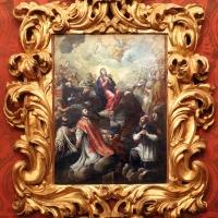 Pittore romagnolo, trinità e santi, 1600-50 ca - Sailko - Imola (BO)